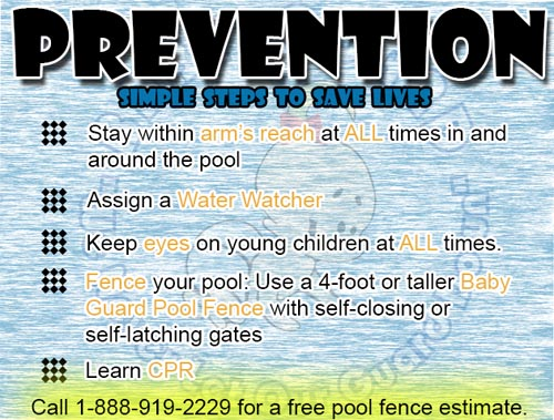 Drowning and Pool Accident Prevention